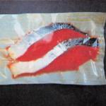 木目柄が印刷された真空袋のご案内
